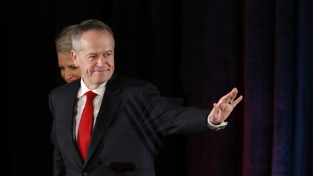 Former Labor leader Bill Shorten has taken full responsibility for May's devastating election loss. Picture: David Caird