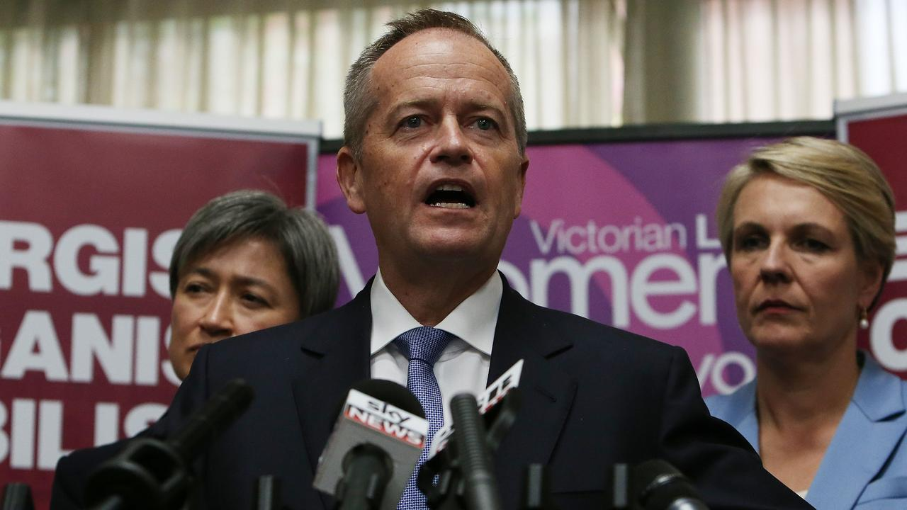 Shorten has ruled out returning to the Labor leadership. Picture Kym Smith