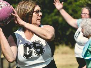 Strolling back to netball as players court fitness