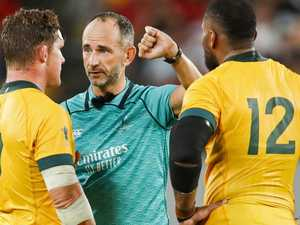 We aren't whingers: Wallabies put Wales loss to bed
