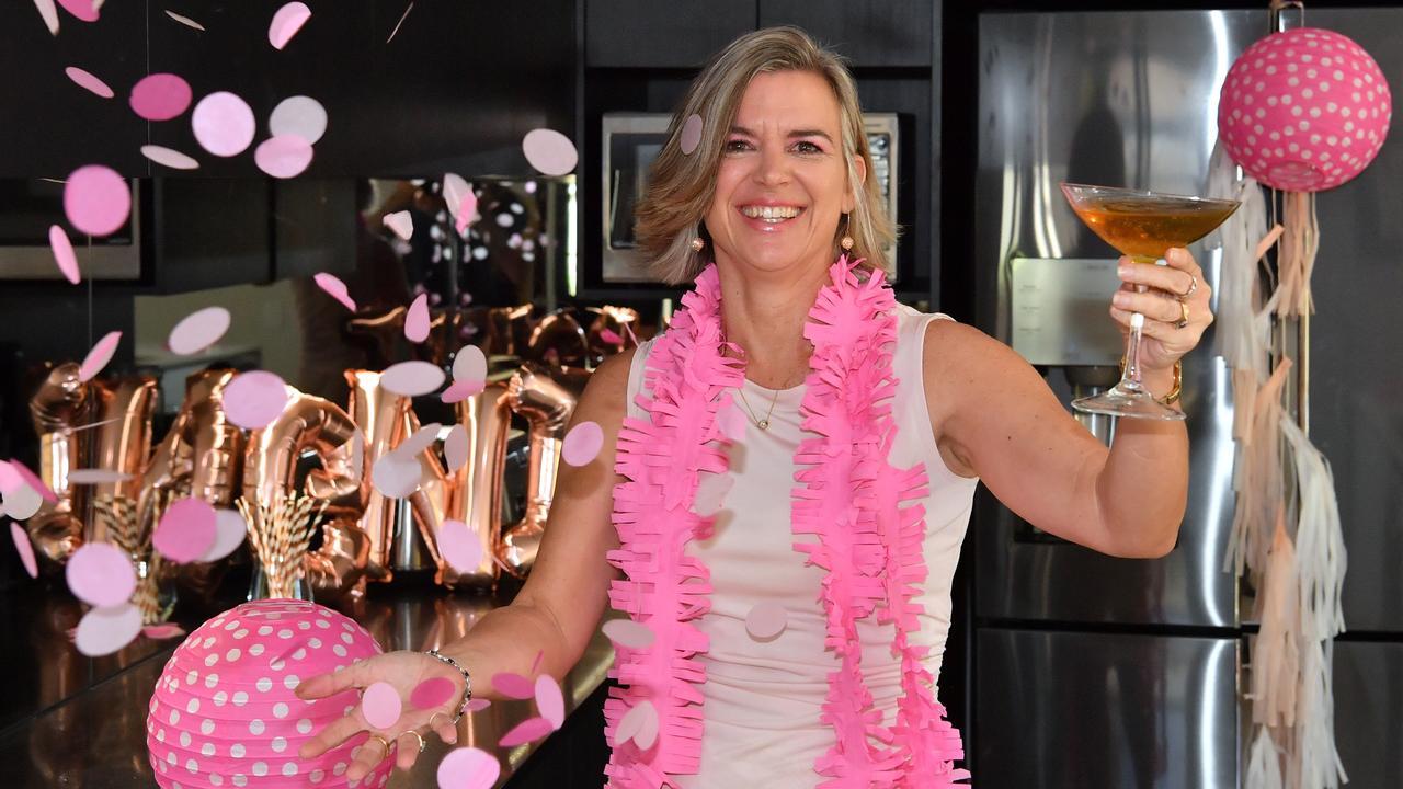 Nicola Fleming is organising a Girls Night to raise awareness of women's cancer. Photo: John McCutcheon / Sunshine Coast Daily