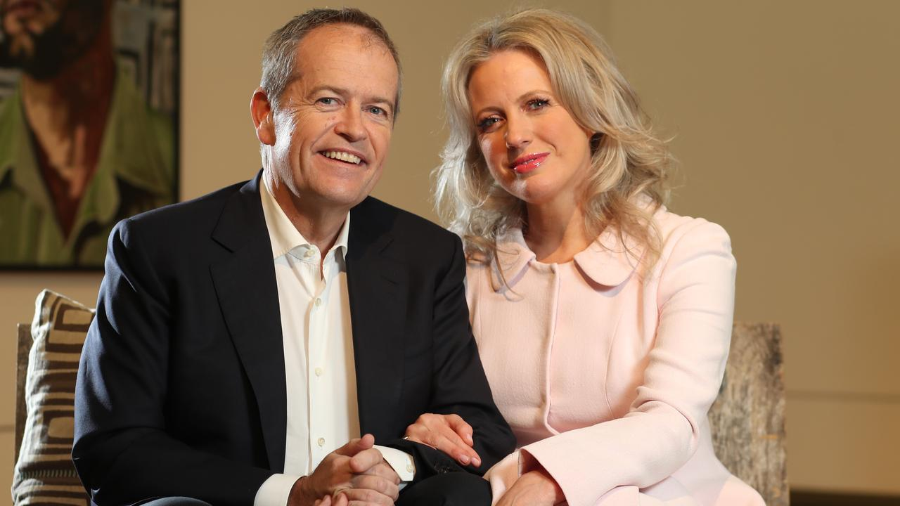 Chloe Shorten, Bill's wife, says she still sees public service as a privilege Picture: Alex Coppel.