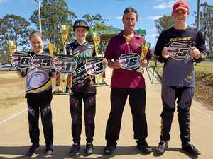 M'boro BMX riders match it with best at Queensland titles