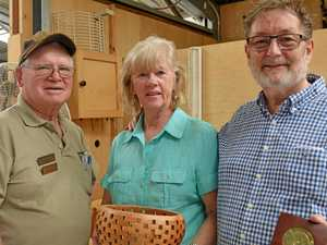Lockyer Woodcrafters Group Open Day