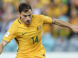Socceroos hero Troisi confirmed as a Red