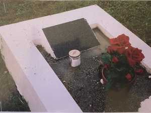 Brother kept special message found in a bottle at grave