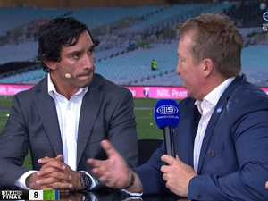 NRL Grand Final 2019: Robinson's icy response to Thurston