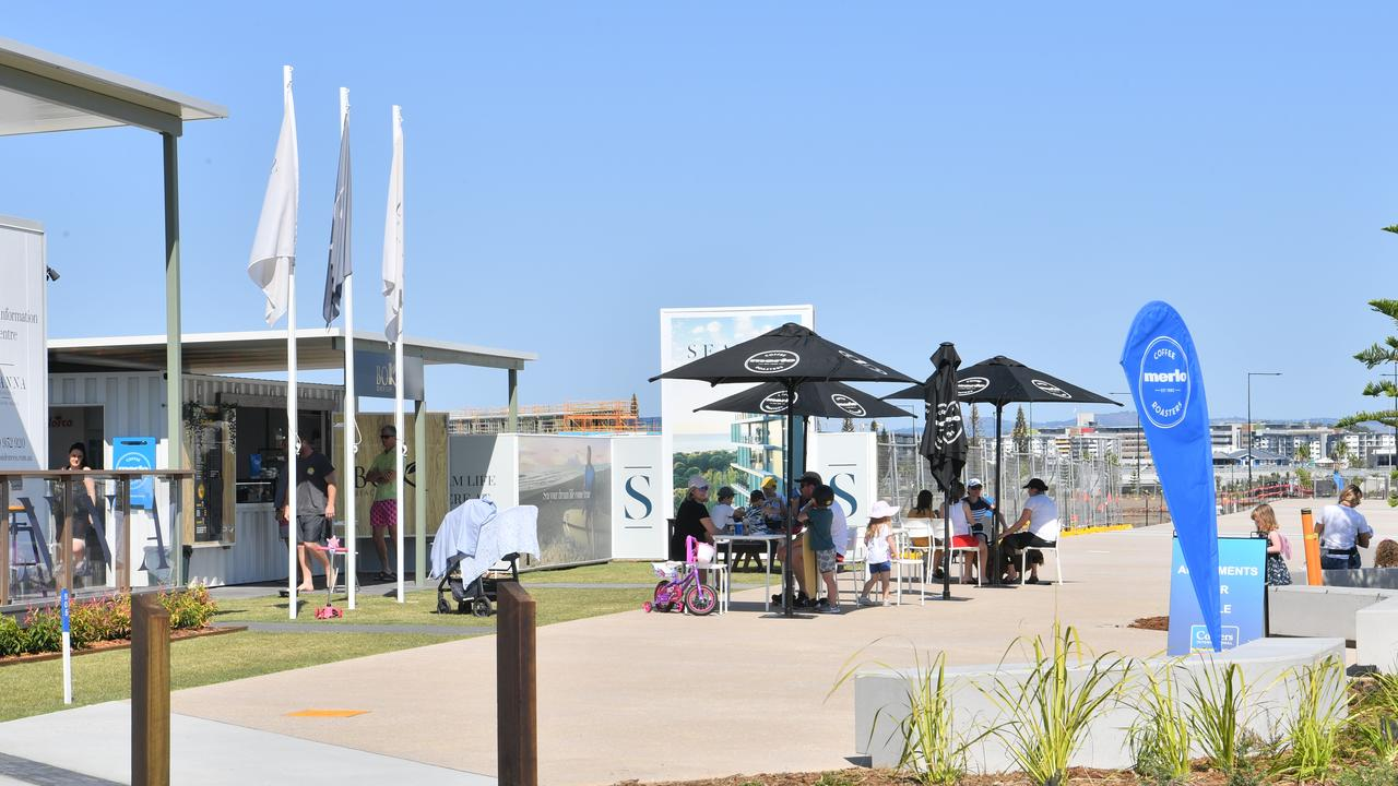 The area has grown in popularity since the opening of the beach access and Bok Beach cafe. Photo: John McCutcheon