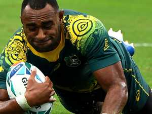 Don't forget me! Kuridrani back to bulldozing best