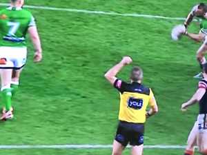 Grand larceny: 'Worst call in history'