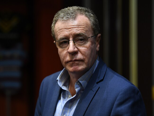 NRL Head of Football Graham Annesley has defended Cummins' decision-making in the game. Picture: AAP