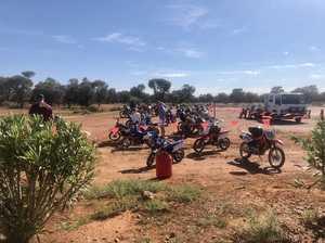 Quilpie Motocross