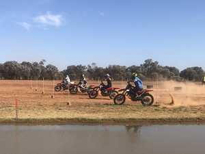 Enduro-ing appeal brings neighbours to Quilpie