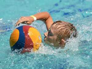 Water polo making waves on the Fraser Coast