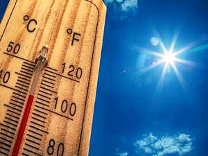 Severe fire warning as temperatures soar on Fraser Coast