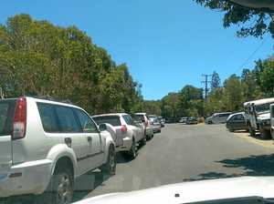 Fix holiday parking chaos at Lennox Head: Councillor