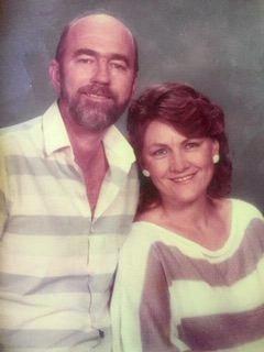 Bob and Anita Ricketts.