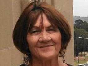 Anita Ricketts.