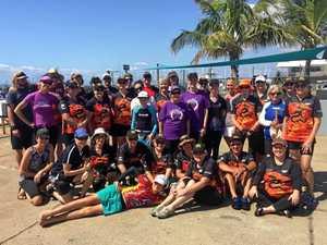Dragon boat club breath of fresh air on social problem