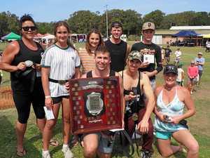 Family fun at Goanna Pulling Championships