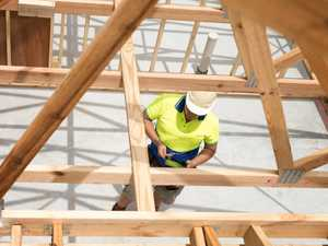 Tough times for Queensland building sector