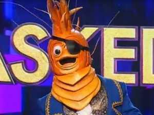 Celebrity unmasked: Prawn finally revealed as TV star