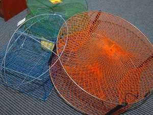 Crab pot theft leaves Mackay families gutted