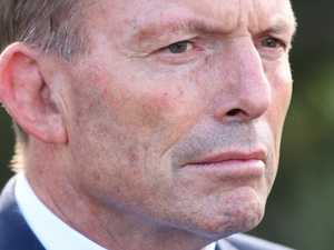 Key mistake: Tony Abbott's admission