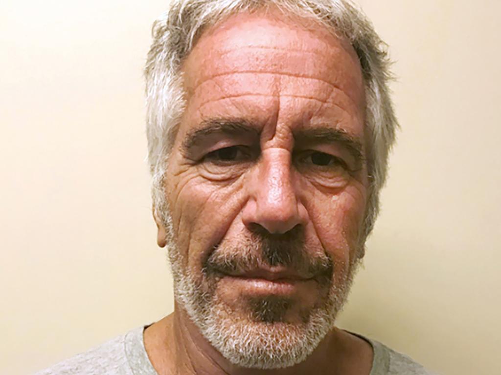 Jeffrey Epstein. Picture: AP