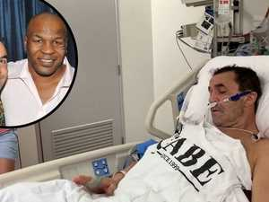 Iron Mike's call to help Jeff Fenech's greatest fight