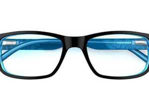 Search is on for kid's lost glasses