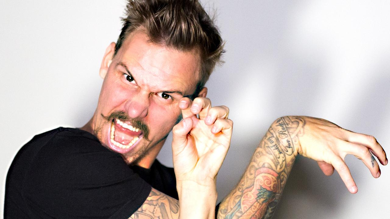 Comedian Dusty Rich is on the Sydney Comedy Festival Showcase Tour.