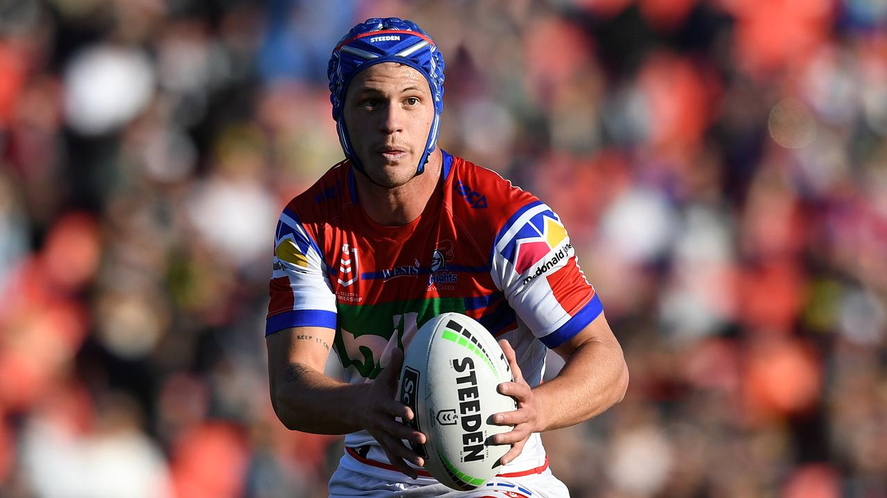 Kalyn Ponga has been picked for the World Cup Nines. Picture: Joel Carrett