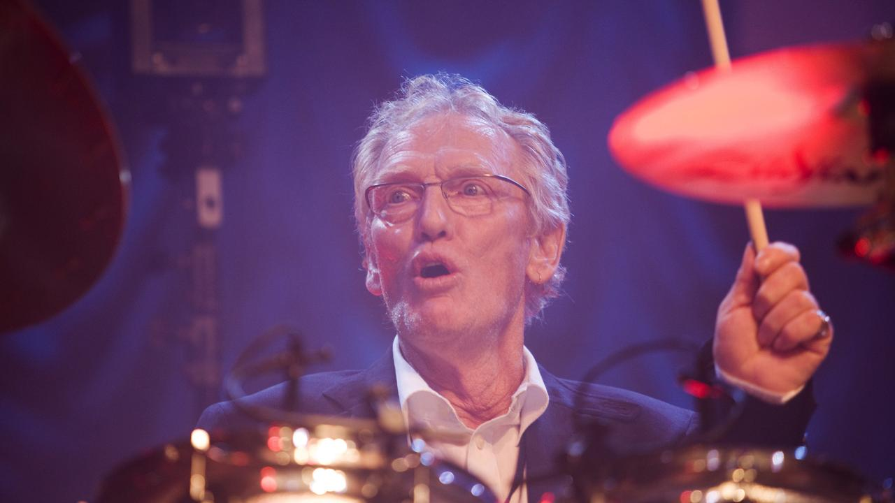 Ginger Baker has died aged was 80. Picture: AP