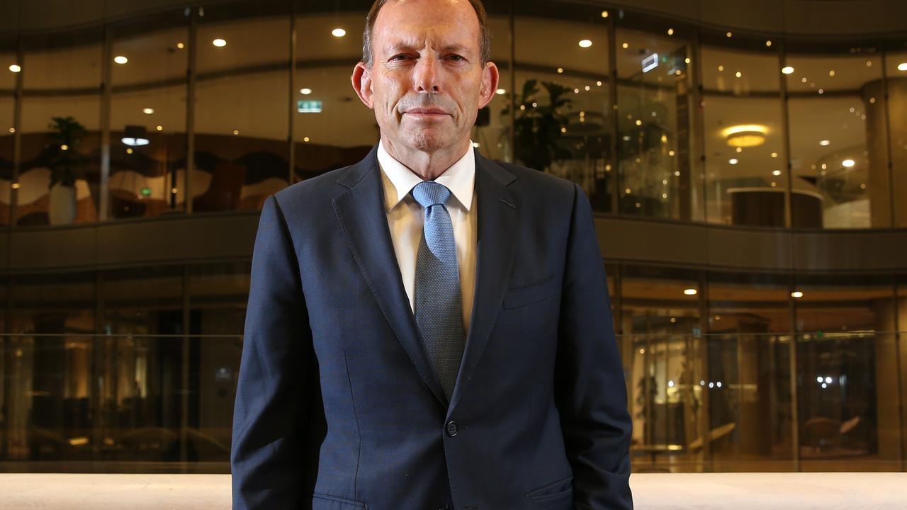 Tony Abbott: 'Some things could been done better.' Picture: Britta Campion/The Australian