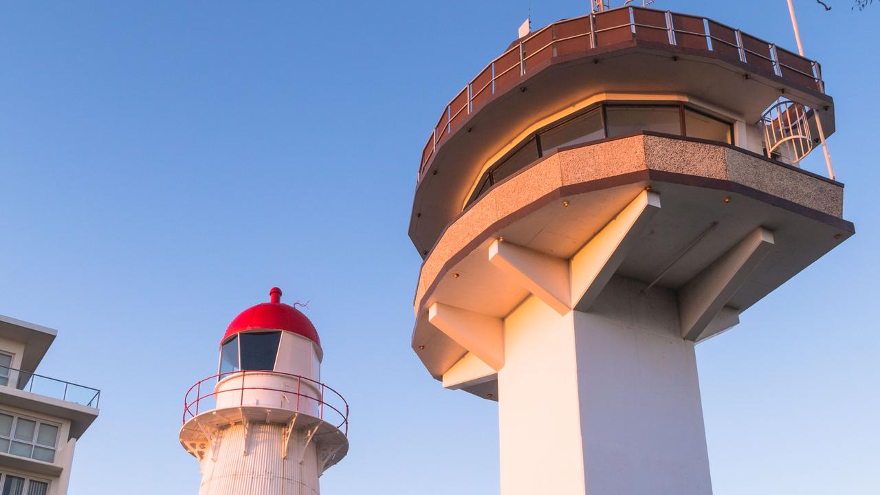 The Caloundra lighthouses are featured in this year's Sunshine Coast Open House. Picture: Contributed