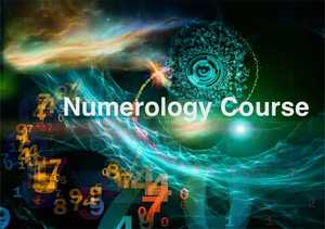 Numerology Course These courses will give you a full and complete working knowledge of Numerology that you can apply to yourself and others.