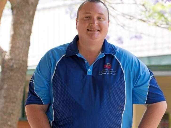 HAPPY CHAPPY: Jordan Bennett has been working to organise a chaplaincy fundraising dinner.