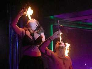 Fire, burlesque and hula hoops are coming to Monto