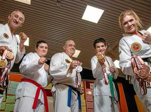 Fighters display knock-out performance at state championship