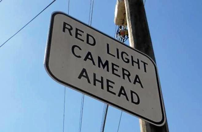 The NSW Government is set to install 10 new red light cameras in 2018 at busy intersections including Coffs Harbour's Orlando and Bray St intersection from next week.
