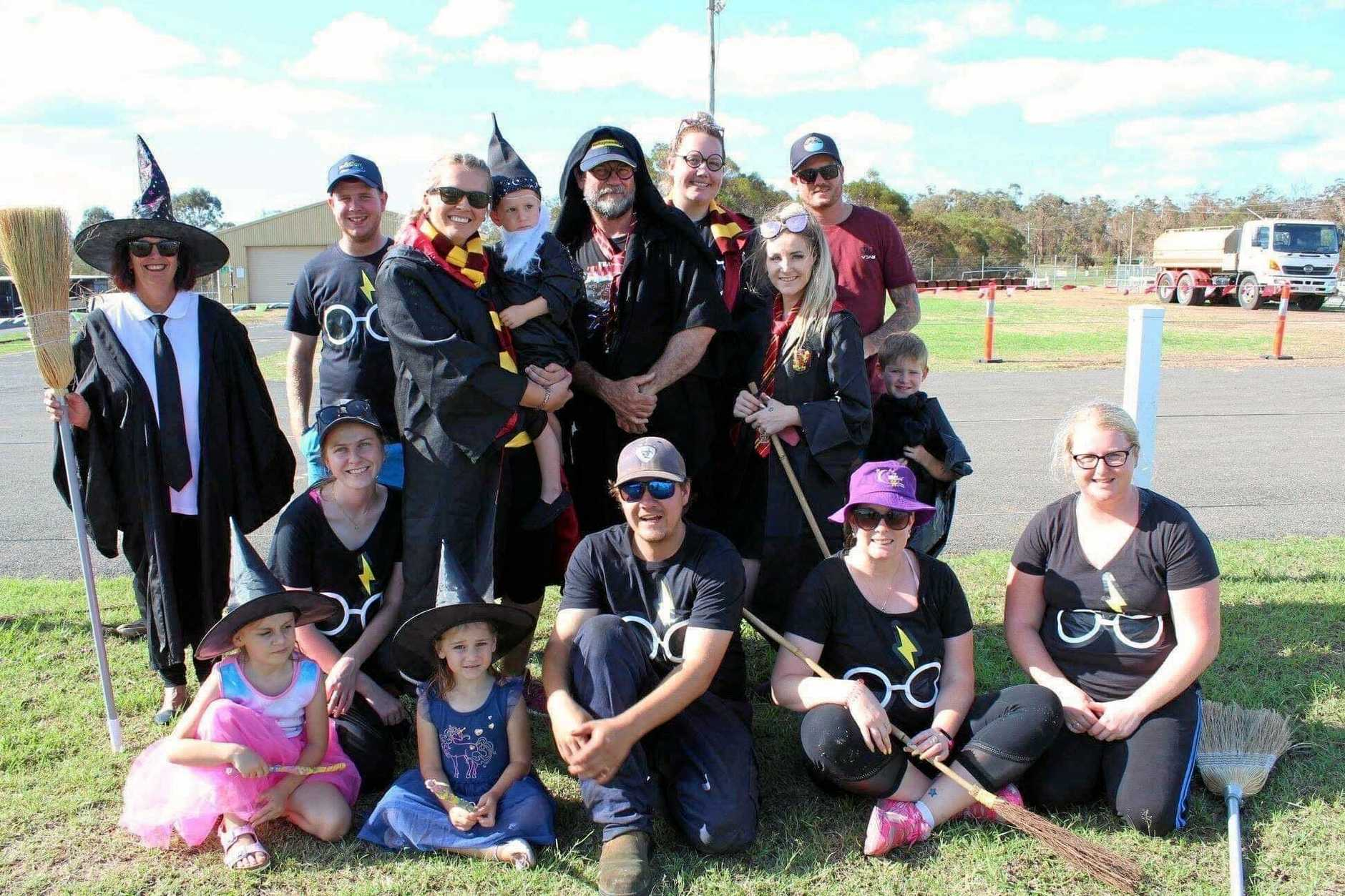 HOPE FOR FUTURE: Relay Rascals will join Maryborough's Relay For Life.