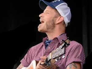International artist brings folk tunes to South Burnett