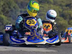 Kart master ticks off bucket list by claiming titles