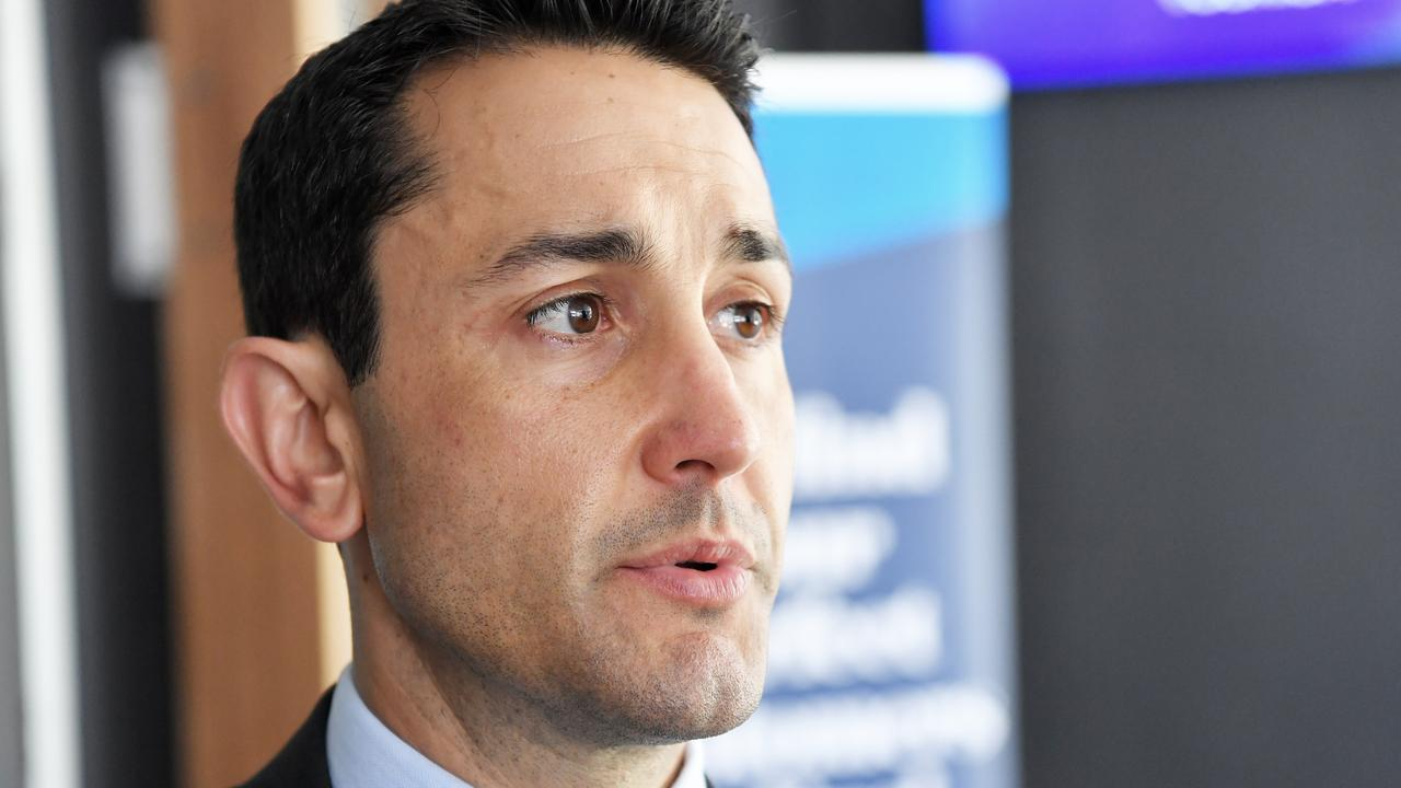 Shadow Minister for Environment David Crisafulli at the Future Tourism at Sunshine Coast Convention Centre. Picture: Patrick Woods / Sunshine Coast Daily.