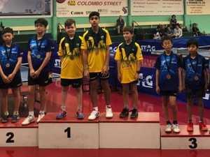 Oscar's Savige six-medal haul in New Zealand