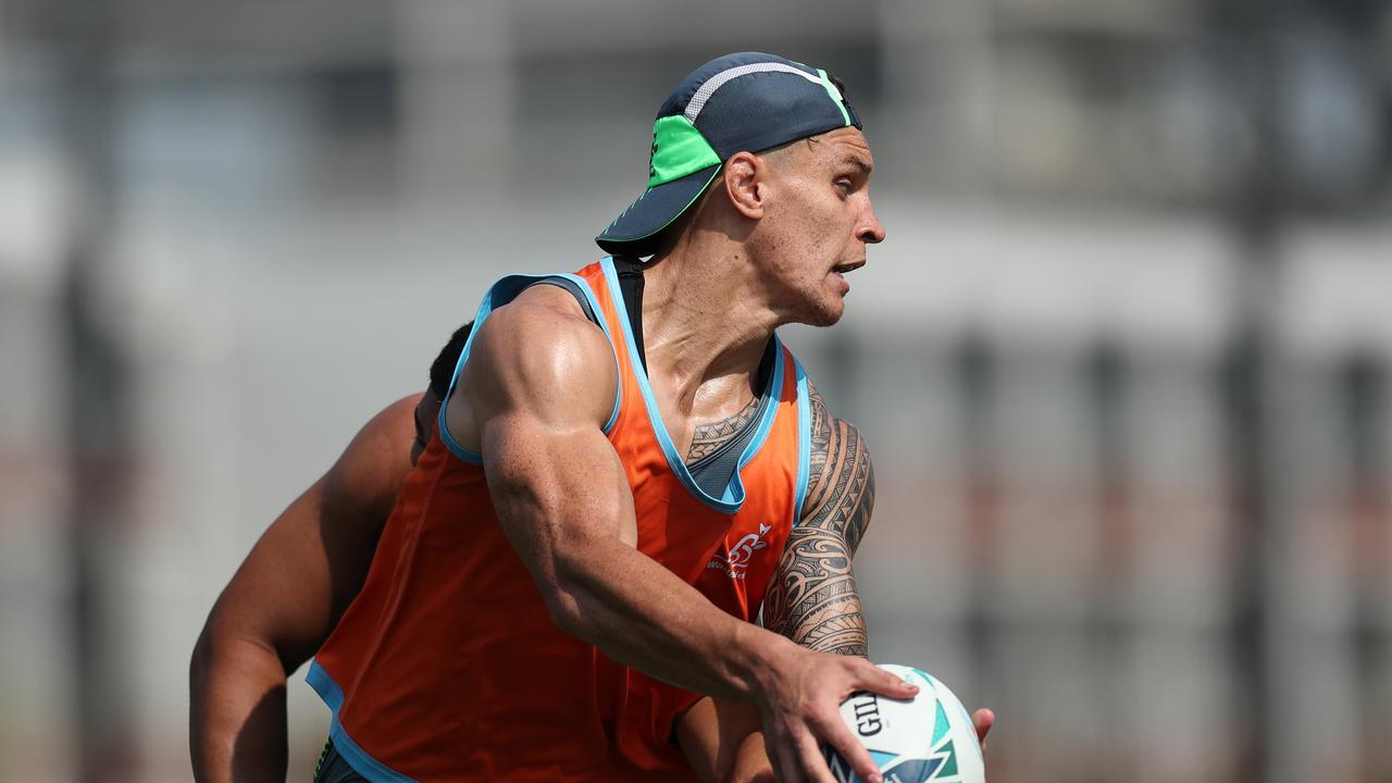 Australian Wallabies 2019 Rugby World Cup Media Access