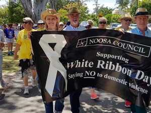 Domestic violence spikes as White Ribbon folds