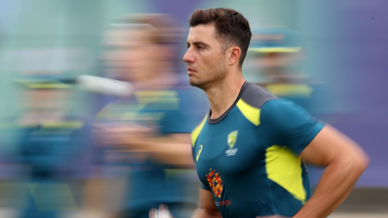 Marcus Stoinis struggled with injury in an underwhelming World Cup campaign for the allrounder.