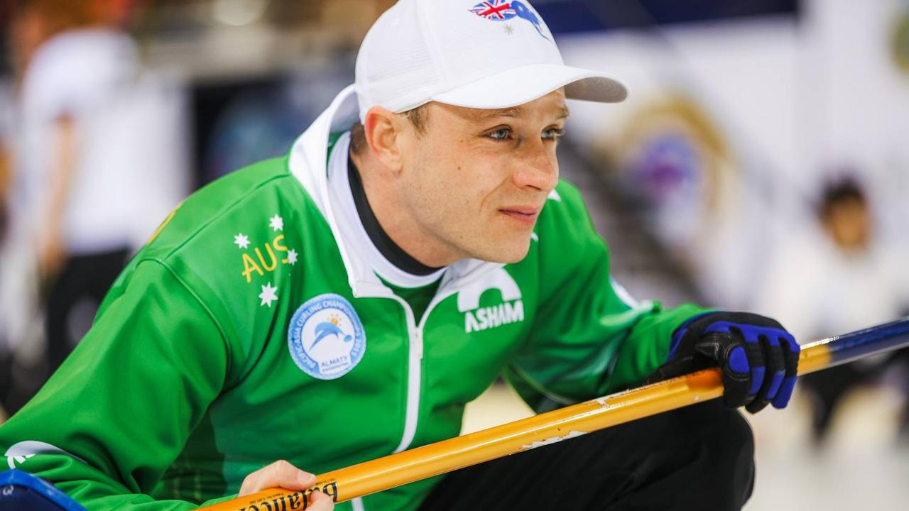 Mackay's Jay Merchant will represent Australia at the 2019 Pacific-Asia Curling Championships in Shenzhen, China.